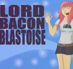 Lord Bacon Blastoise