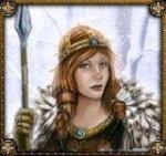 Freyja bleu
