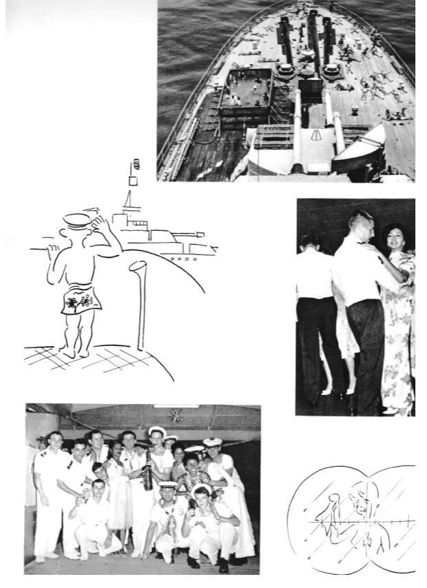 CROISEUR ÉCOLE JEANNE D'ARC - Page 6 Campag67