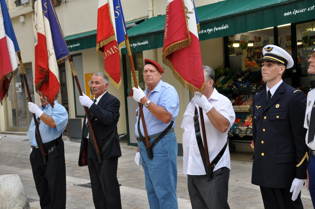 [ Associations anciens Marins ] Associations Patriotiques Ceremo11