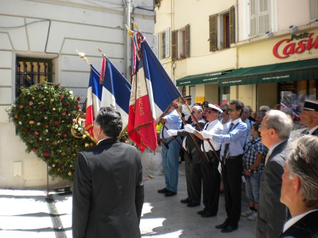 [ Associations anciens Marins ] Associations Patriotiques Ceremo13