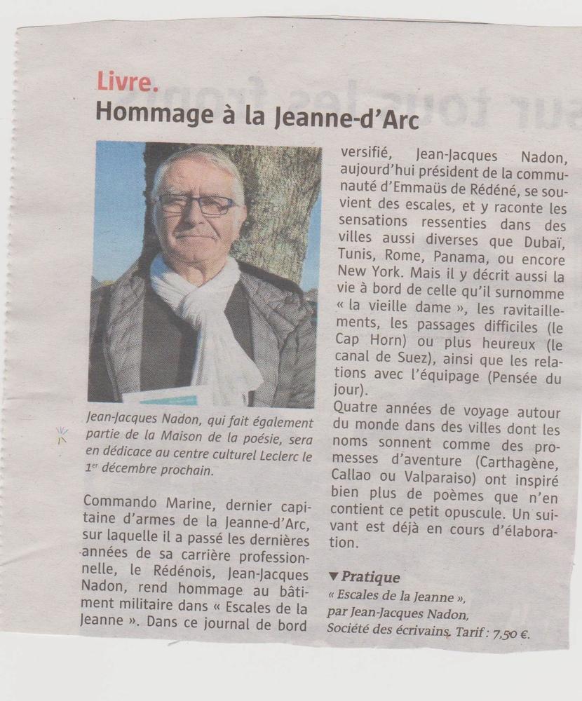 JEANNE D'ARC (PH) - VOLUME 4 - Page 7 La_jea28