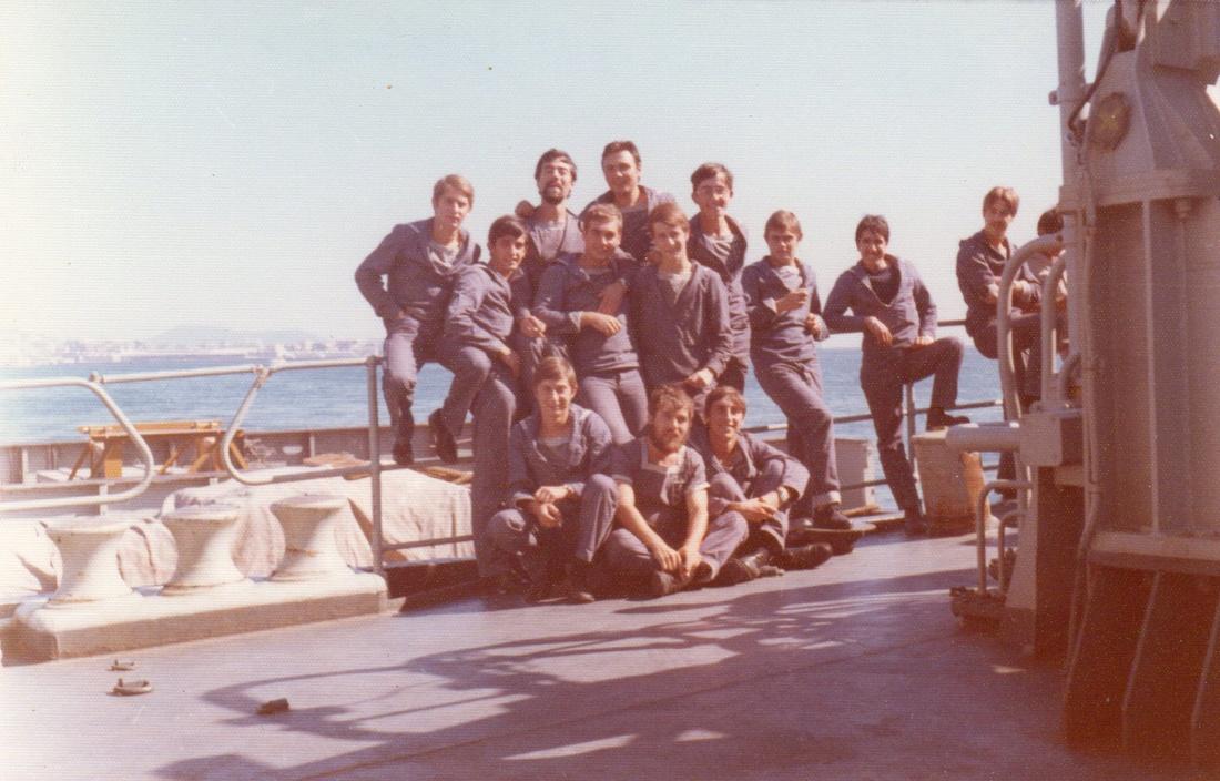 [ Recherches de camarades ] Recherche camarades corvette Aconit de 75 à 79 - Page 2 Plage_22