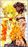 Naruto et Sasuke Uzanika