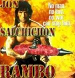 Jon Salchichon Rambo
