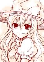 Kirisame-Marisa