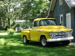 pick up chevy 57