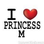 Princess M rocks
