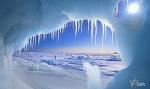 Та что рисует льдом