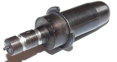 réparation d'un pin pour moule minnier ou pointe creuse 2_groo10