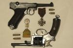 Les armes règlementaires à poudre noire à cartouches 325-32