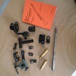 Les armes règlementaires à poudre noire à cartouches 4334-13