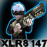 XLR8 147