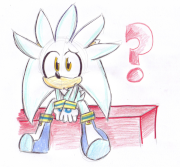 Confused Silver