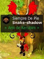 Snake-shadow