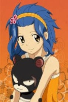 (Fairy Tail) Levy