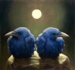 Corbeau Bleu