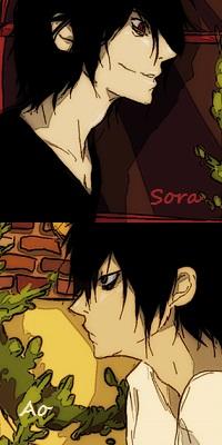 Ao & Sora