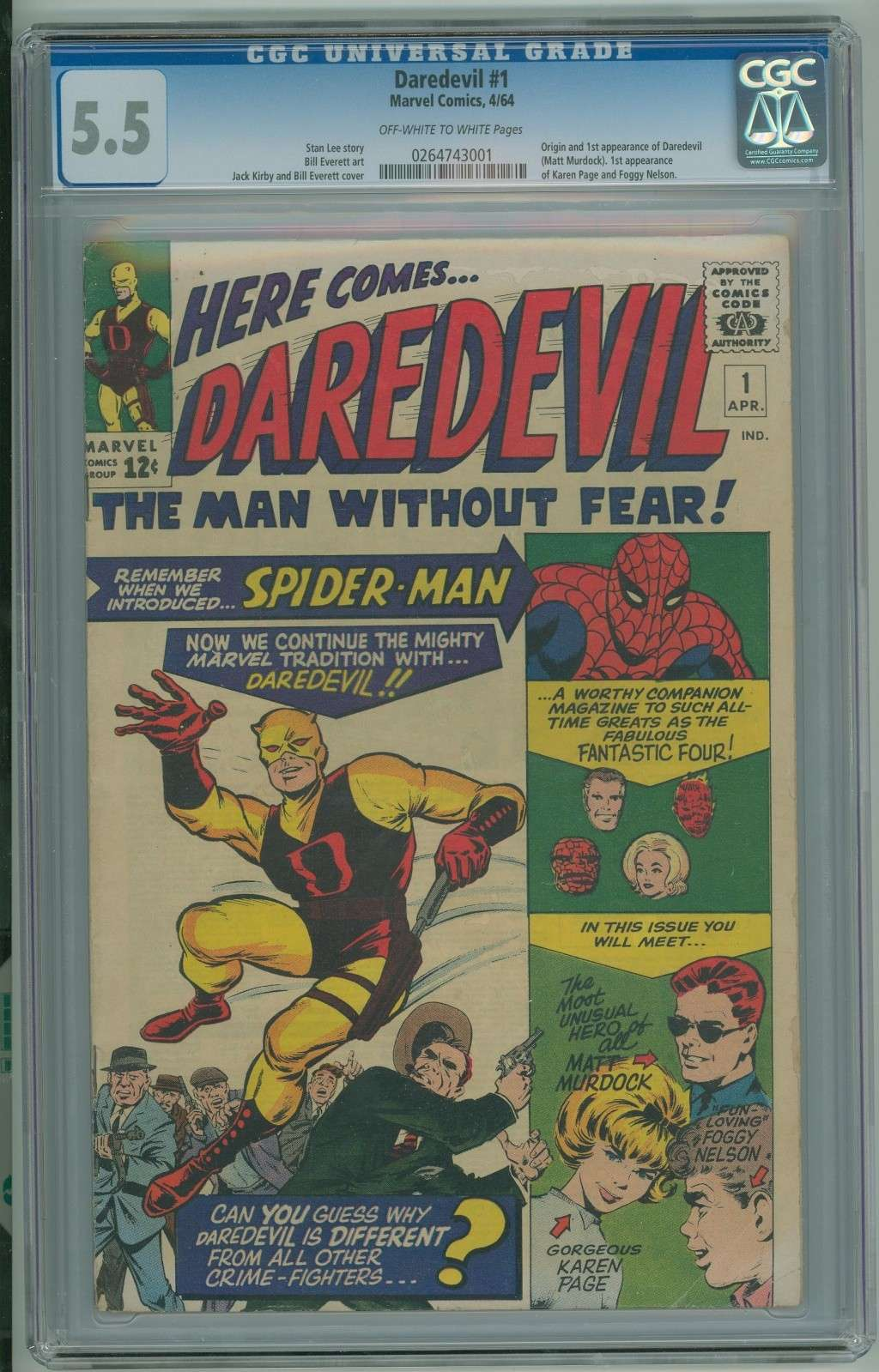Anybody collect comic books here? Darede10