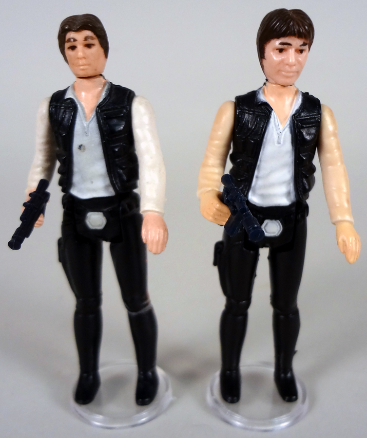 Difference in big head/small head Han Solo Han_sm10