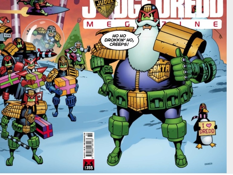 Does anyone else collect judge dredd comic or figures? - Page 2 Image64