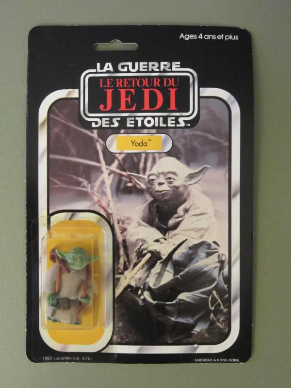 Meccano Yoda vs POTF Yoda Img_0641