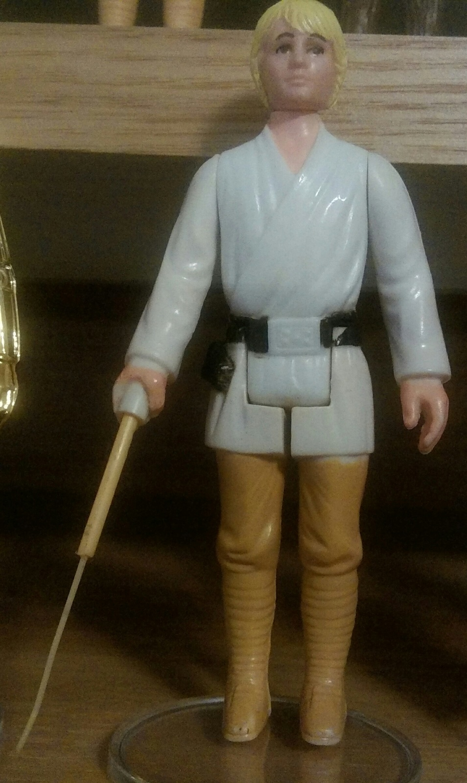 Need Help with translucent Luke Skywalker Farmboy Lightsaber Img_2042