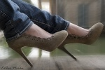 Sir high heels
