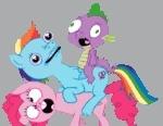 Invasora Rainbow