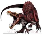 99Spinosaurus