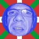 le plébéien bleu