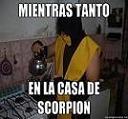 scorpionsitus