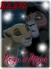 Un lindo avatar para los amantes de esta pareja tan romántica, gracias a zira_gwen por donarlo a la galería de el legado de simba.