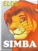 Un lindo avatar de Simba hecho por kivana para el legado de simba. Gracias.