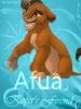 Un genial avatar de afua para todos los fans de este personaje, muchísimas gracias a Barbhy528 por donarlo a el legado de simba.