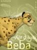 Un genial avatar de Beba para todos los fans de este personaje, muchísimas gracias a Barbhy528 por donarlo a el legado de simba