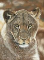 Lion-Queen