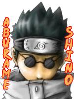 Shino Aburame..