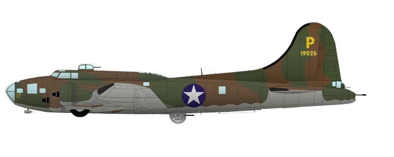B-17E Little John