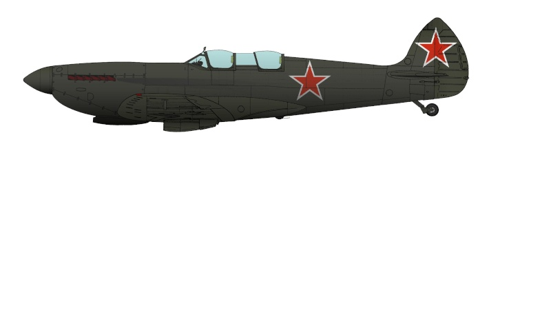 spitfire ixbiplacevvs