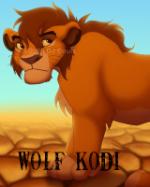 Wolf Kodi