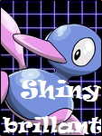 shiny brillant