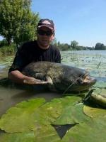 Saone Seille Fishing