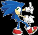 DarkHero Sonic