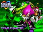 Chaotix Manix