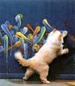 The Painting Cat
