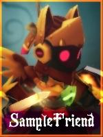 SampleFriend