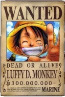 Devil luffy
