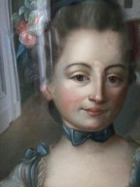 Divers objets et reliques associés à Marie-Antoinette 323-20