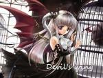 Devil's wing